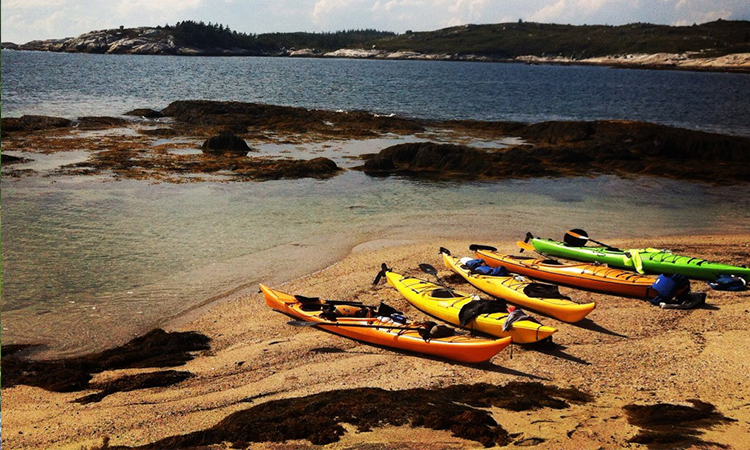 Nova Scotia Canoe Kayak Route Maps