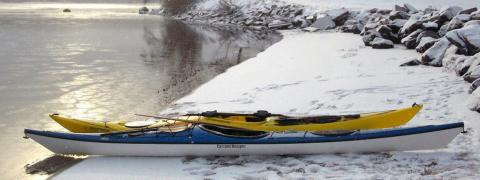 Cold Water Paddling Nova Scotia