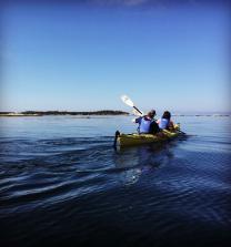 Canoe Kayak Nova Scotia NS Waterways Stewardship Award