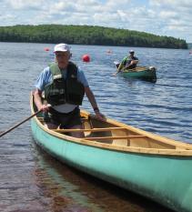 canoe kedge