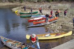 Stewiacke River Canoe Nova Scotia