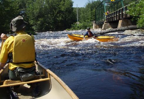 Medway River Canoe Nova Scotia