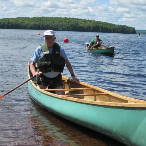 Canoe Kayak Nova Scotia Steve Cook Award