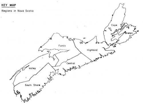 Paddling Routes Nova Scotia