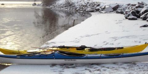 Cold Water Paddling Nova Scotia