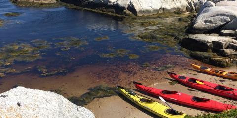 Canoe Kayak Nova Scotia ocean kayaking