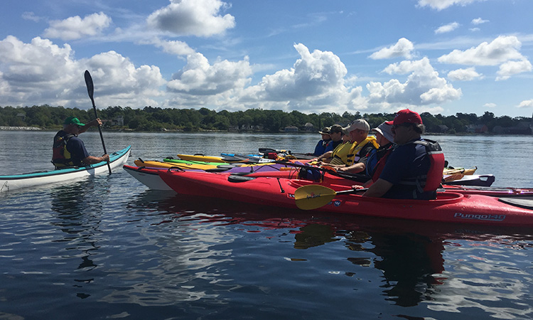 Nova Scotia Canoe Kayak Volunteer Opportunities